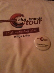 cluj brands tour logo insigna